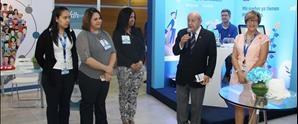 Empresas evalúan estudiantes y egresados de UNAPEC durante 9na Jornada de Colocación Laboral