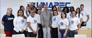 Estudiantes de UNAPEC participan en Programa Movilidad Estudiantil en la universidad de Puerto Rico