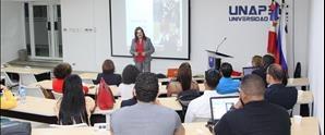 """Vicerrectoría de Estudios de Posgrado de UNAPEC presenta conferencia """"Neuroliderazgo 4D. Líderes Extraordinarios"""""""