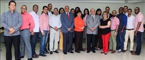 Rector de UNAPEC encabeza clausura 7ma. cohorte de la Maestría Gestión en Proyecto (MGP)