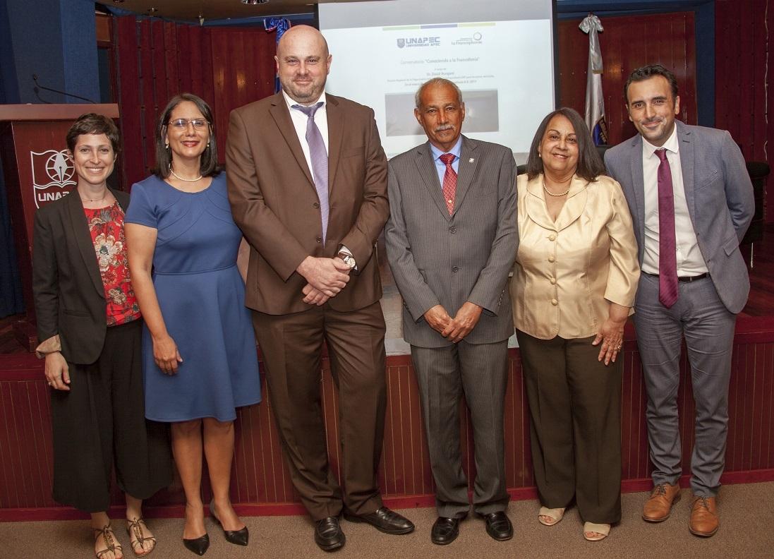 Semanas de la Francofonía en la Uiversidad APEC