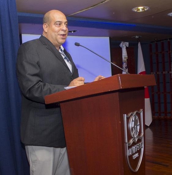 Presidente de Asociación de Ex becarios de Monbukagakusho (ADOMON), Genaro Reynoso.