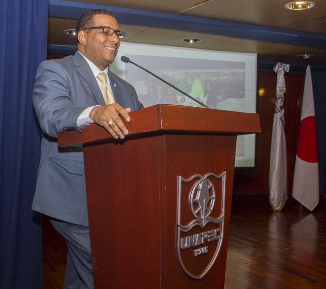Dr. Modesto Cruz, Secretario General de ADEMON.