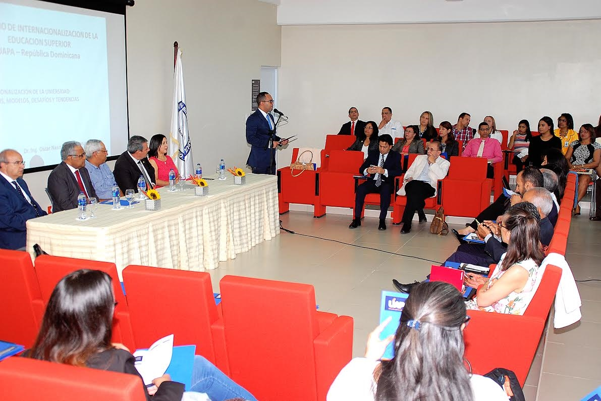 Seminario Internacionalización de la Universidad: Contextos y Tendencias
