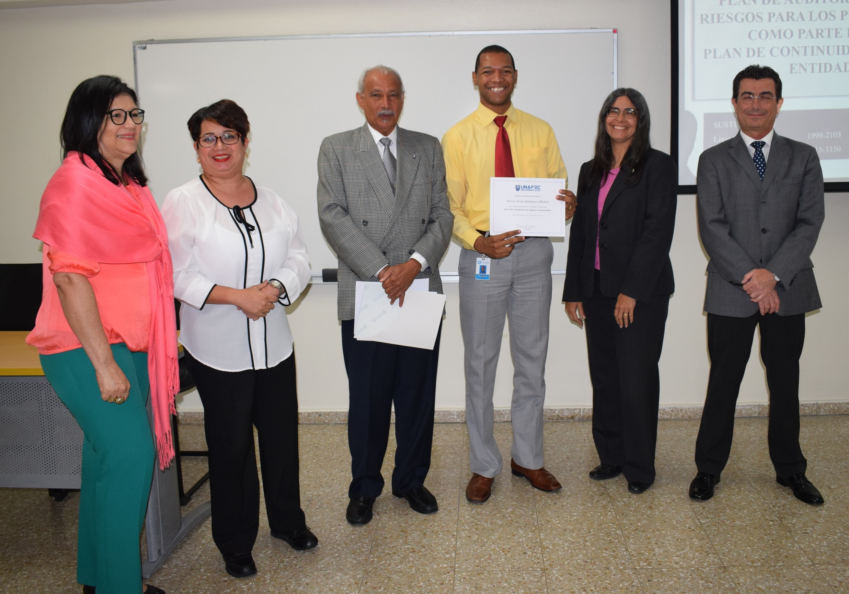 Maestrantes de UNAPEC se destacan en el V Desafío Iberoamericano en Simulación de Negocios
